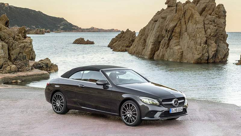 2018 C-Class Coupe and Cabriolet