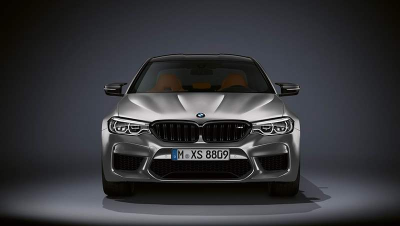 2018 M5 Competition