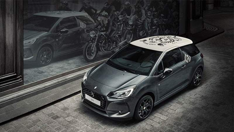 2018 DS 3 Cafe Racer Limited Edition