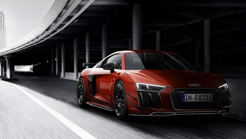 2018 R8 V10 Plus Coupe