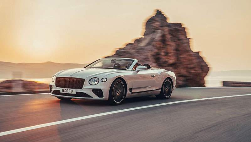 2019 Continental GT Convertible