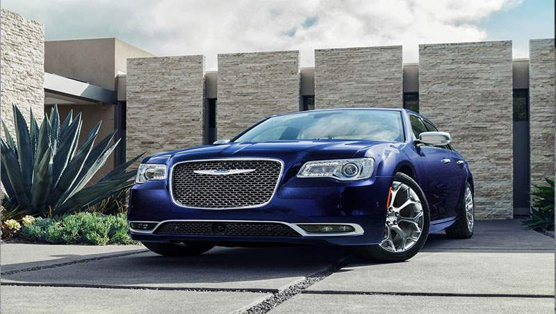 2019 Chrysler 300C