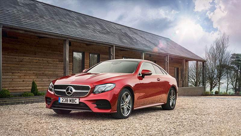 2019 E350 Coupe and Cabriolet