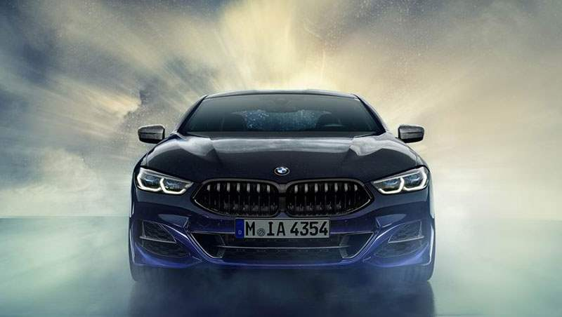 2020 Individual M850i xDrive Coupe Night Sky