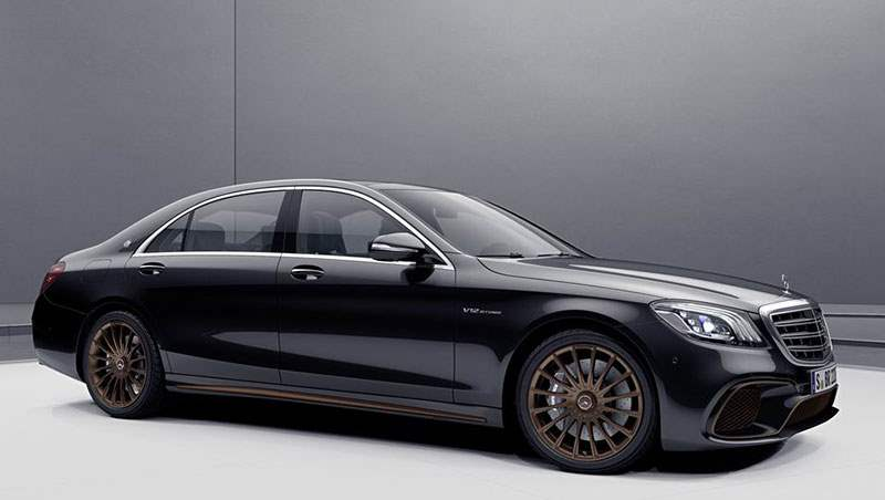 2019 Mercedes-AMG S 65 Final Edition