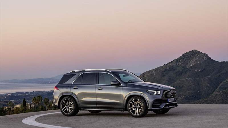 2019 Mercedes-AMG GLE 53 4MATIC+