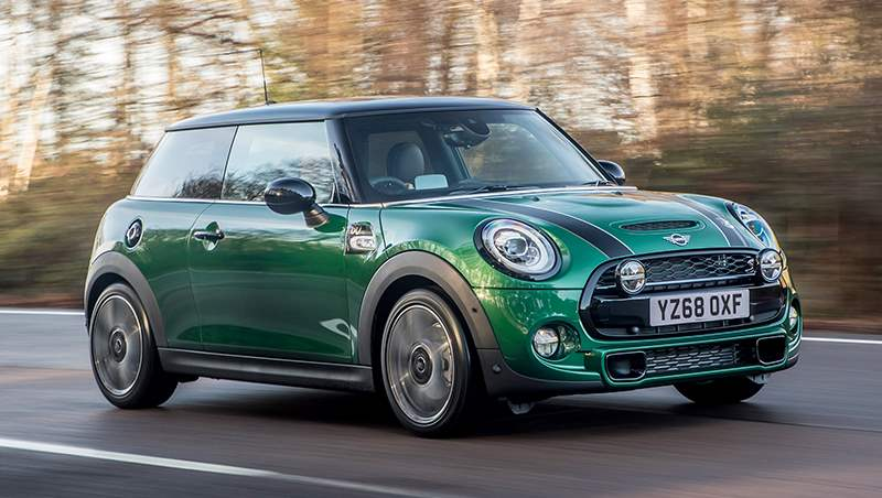 2019 John Cooper Works 60 Years Edition