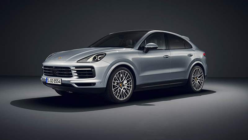 2020 Cayenne S Coupe