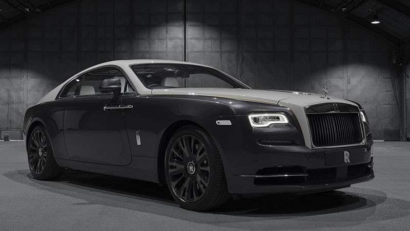 2020 Wraith Eagle VII Collection