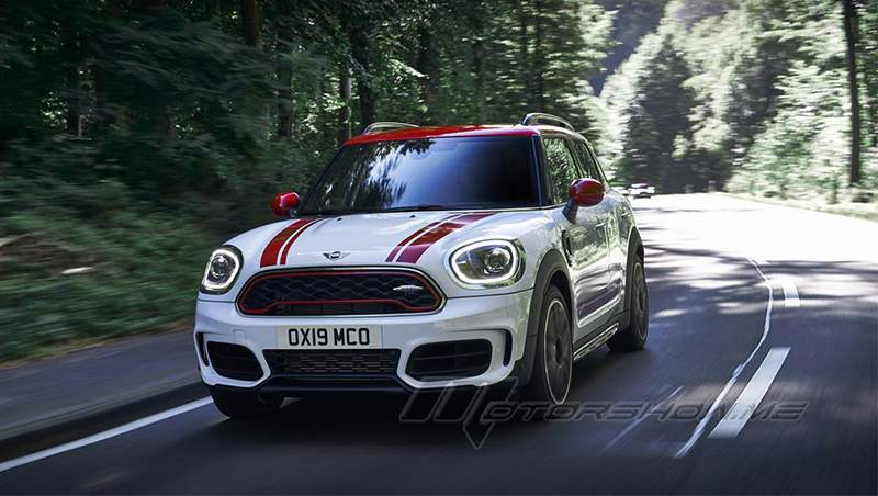 2020 JCW Clubman and Countryman