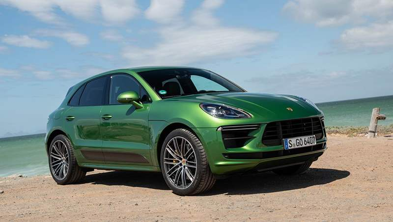 2020 Macan Turbo