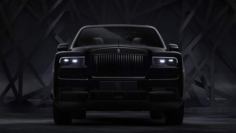 2020 Cullinan Black Badge