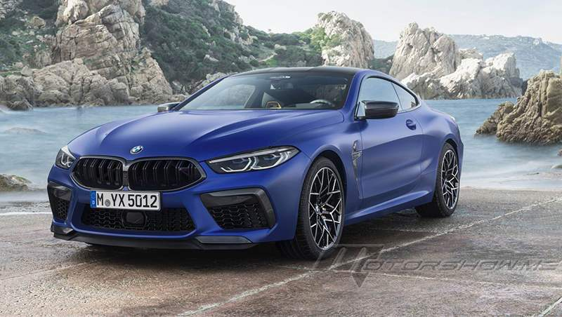 2020 M8 Competition Coupe