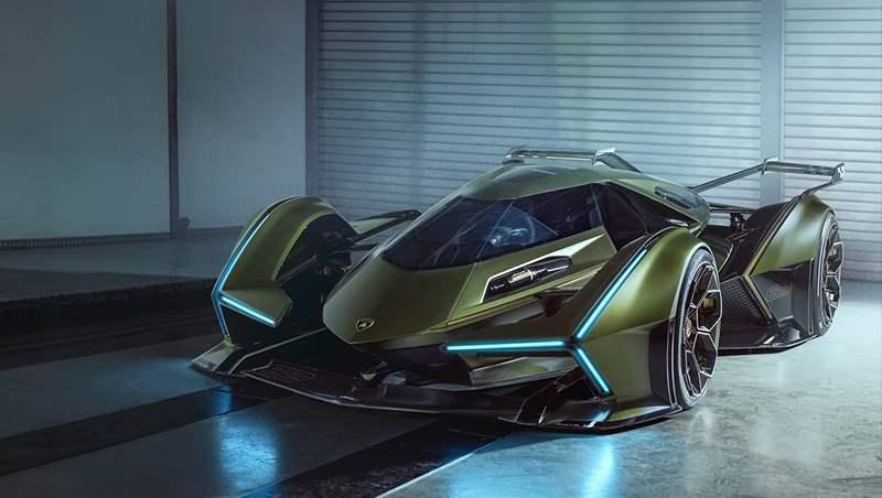 Photos By Motorshow Cars Lamborghini