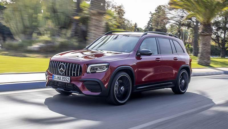2021 Mercedes-AMG GLB 35 4MATIC