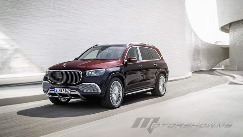 2020 Maybach GLS