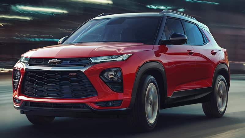 2021 Trailblazer RS