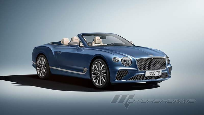 2021 Continental GT Mulliner Convertible