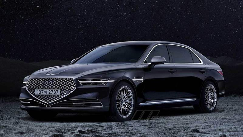 2021 G90 Stardust Special Edition