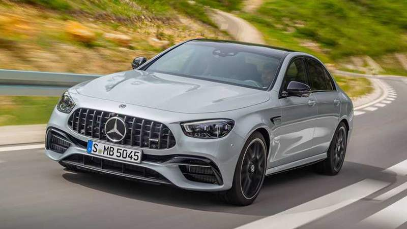 2021 Mercedes-AMG E 63 S 4MATIC+ Sedan