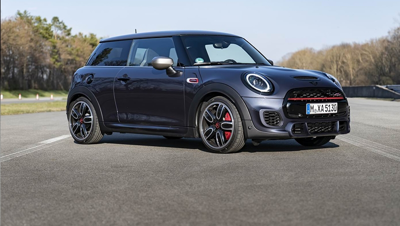 2021 John Cooper Works GP Pack