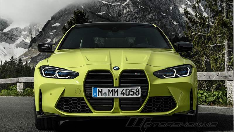 2021 M4 Competition Coupe