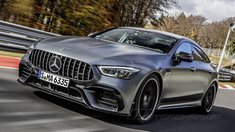 2021 Mercedes-AMG GT 63 S 4MATIC