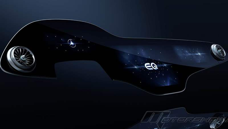 2021 EQS Hyperscreen