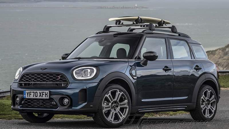 2021 Countryman Boardwalk Edition