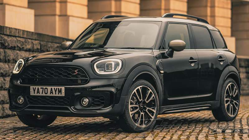 2021 Countryman Shadow Edition