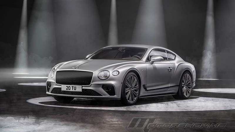 2022 Continental GT Speed
