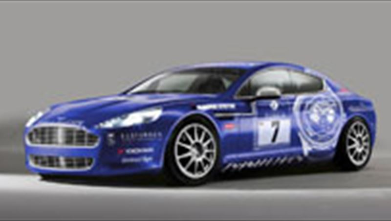 2010 AM Returns to Nürburgring with Rapide