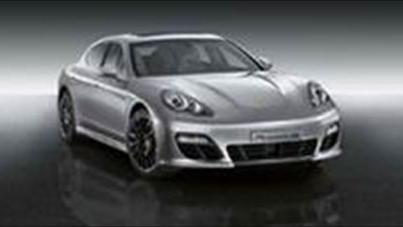 2010 Individualization Programme for Panamera