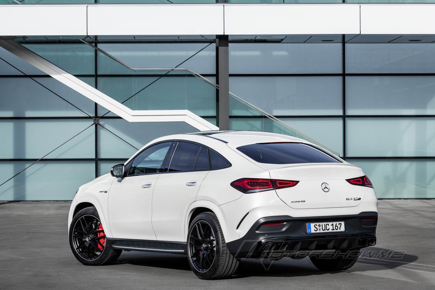 2021 Mercedes GLE Style