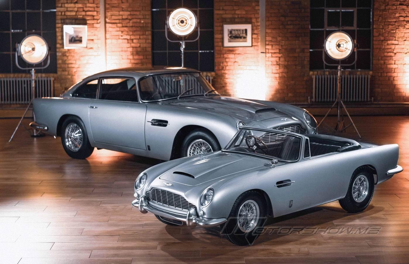 Photos By Motorshow Classic Cars 1960 2021 Aston Martin Db5 Junior