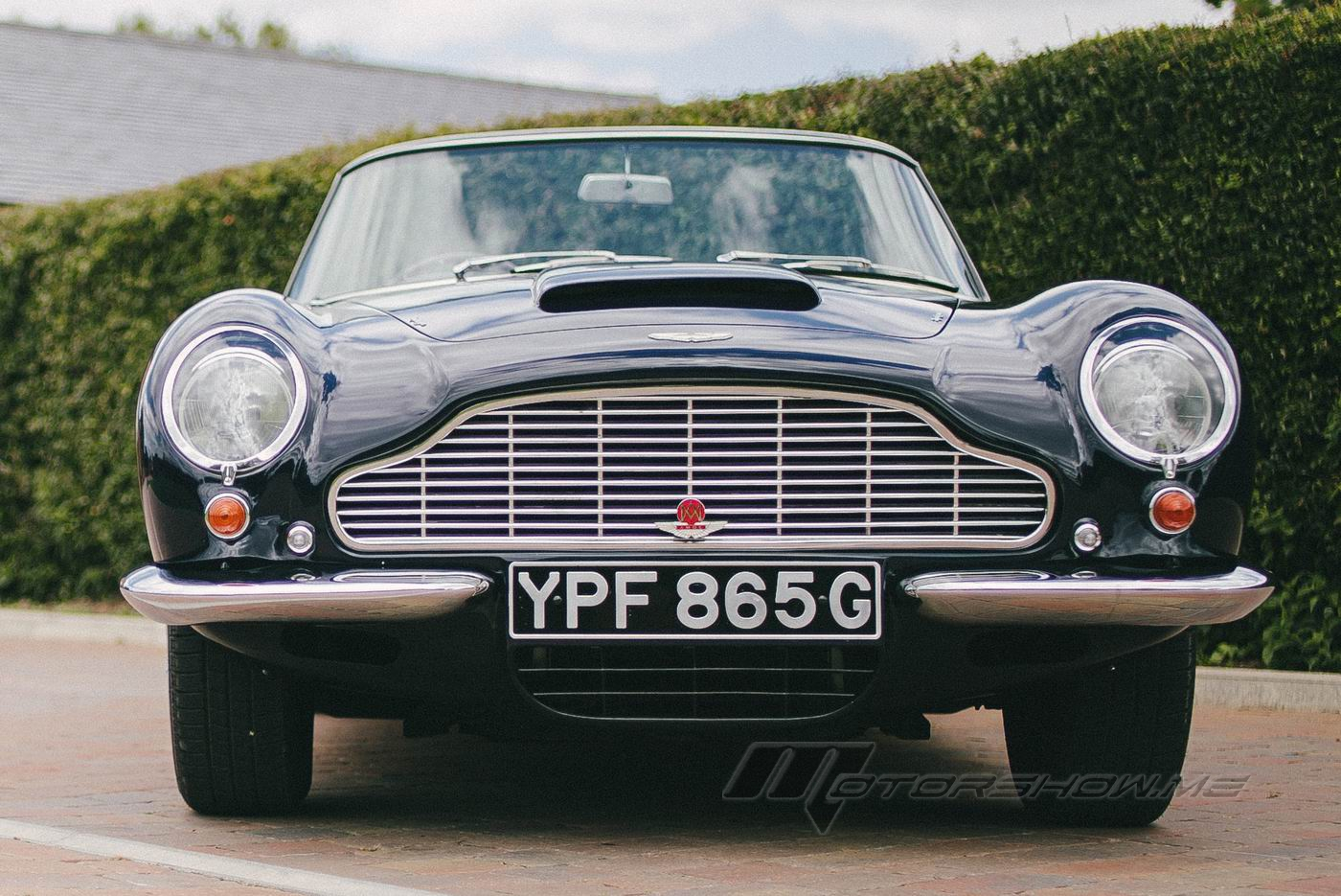 Photos By Motorshow Classic Cars 1965 Aston Martin Db6 Superleggera Volante