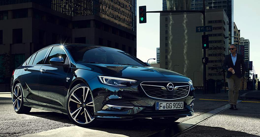 Opel Insignia Lineup 2018