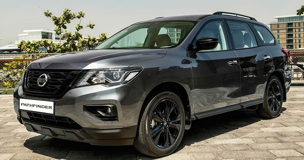 Nissan Pathfinder Midnight Edition 2019
