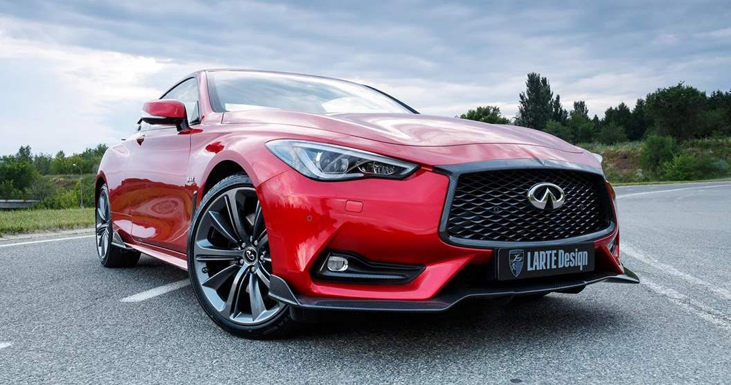 Infiniti Q60S Coupe by Larte Design