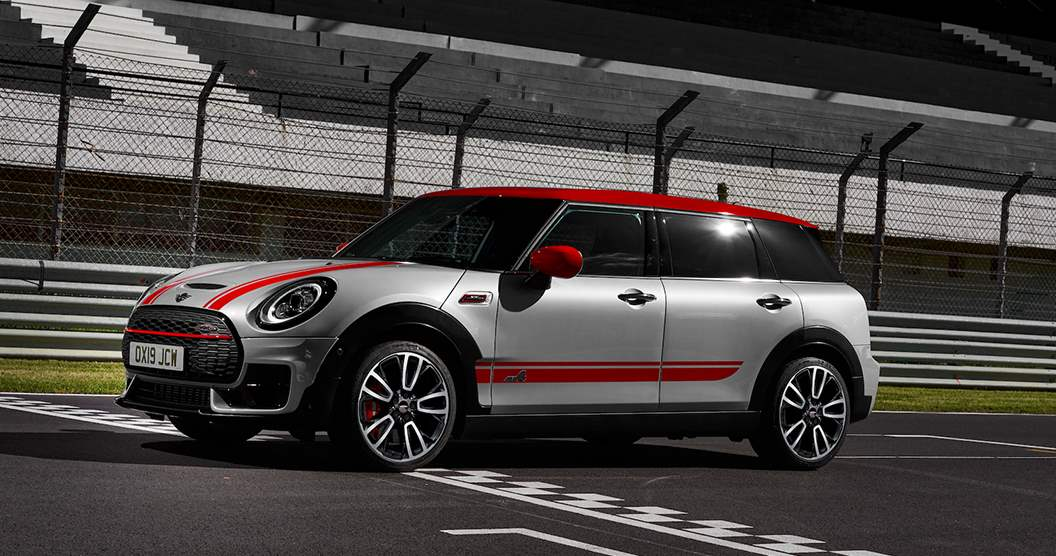 Mini John Cooper Works Clubman 2020