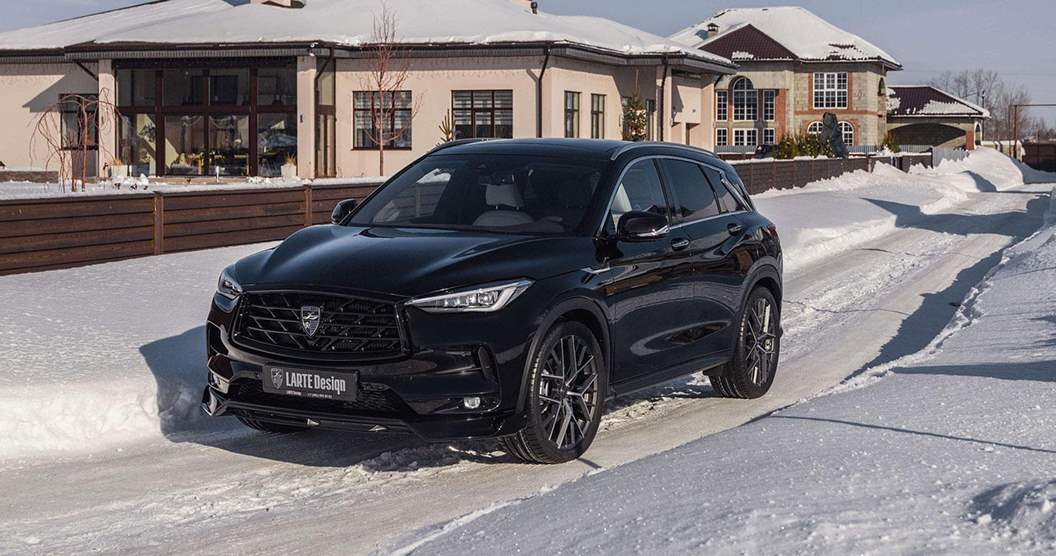 Infiniti QX50 by Larte Design 2020