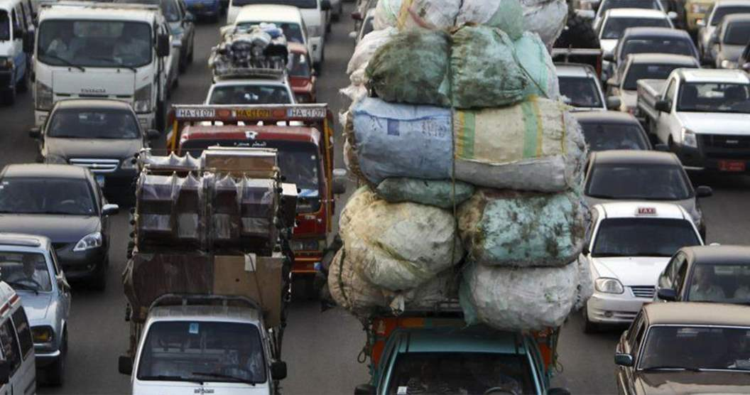 Overloading Cars Can Be Very Dangerous