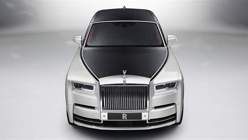 Rolls-Royce Phantom Series 8 2018