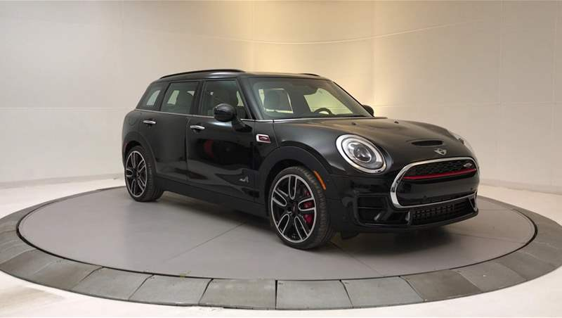 Mini John Cooper Works Clubman 2018