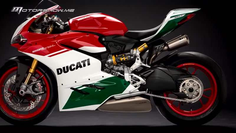 Ducati 1299 Panigale R Final Edition 2018