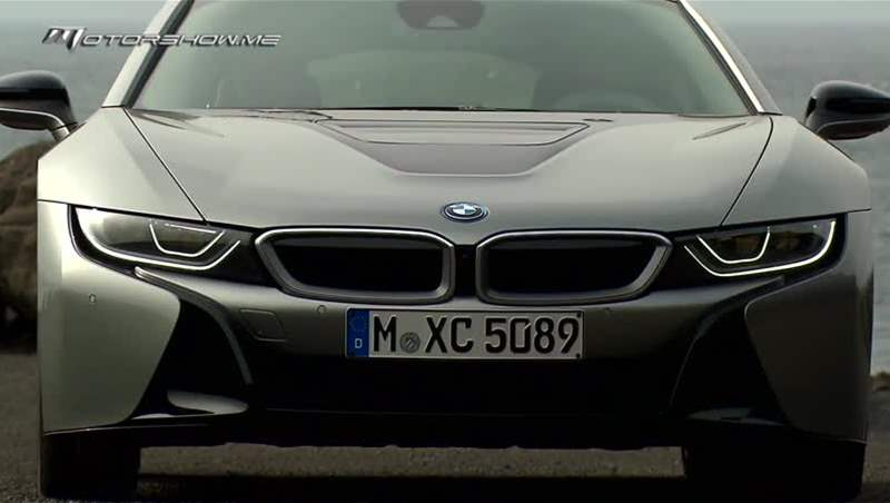 BMW i8 Roadster and Coupe 2019