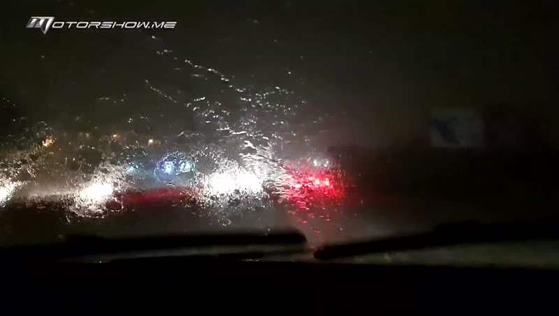 Hazards of Dark Roads During Bad Weather