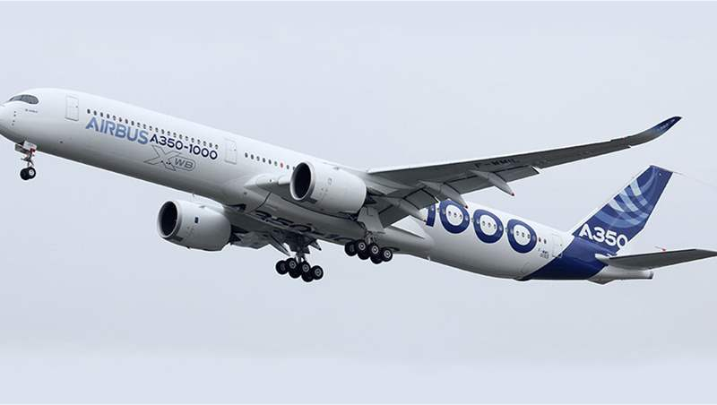 Airbus A350-1000 2019