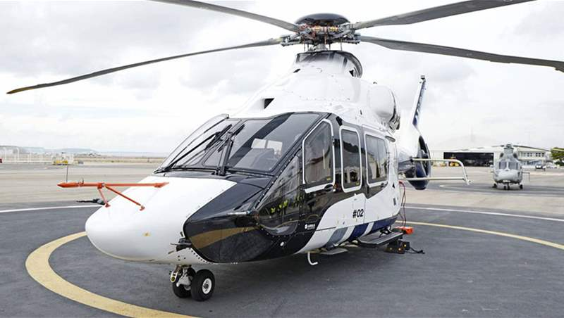Airbus Helicopter H160 2019