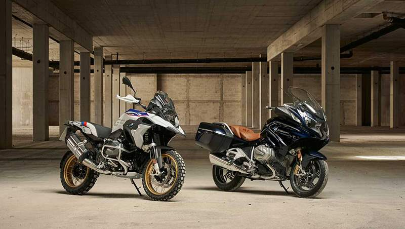 BMW R 1250 GS and RT